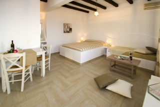 milos villa sosanna apartment interior