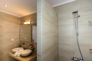 milos villa sosanna bathroom with shower
