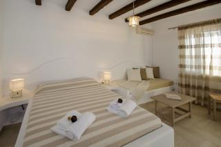 milos villa sosanna bedroom aerea